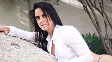 Graciele Lacerda diz que filhas de Zezé Di Camargo frequentam sua casa: 'Sempre estão aqui'