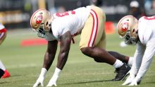 Javon Kinlaw: I'm big, but that doesn't mean anything at this level