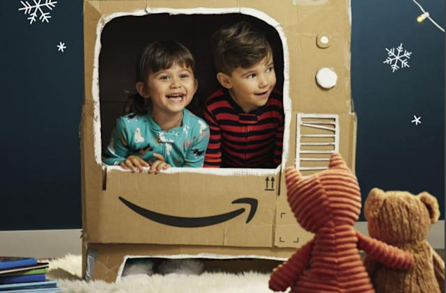 Amazon sends out toy catalog with no prices ahead of the holidays