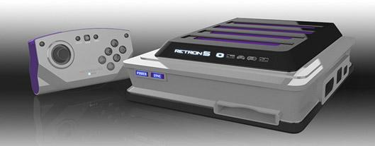 All-in-one retrogaming console RetroN 5 now available for pre-order