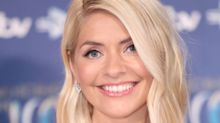 Holly Willoughby wore this £22 nude lipstick for Dancing On Ice final