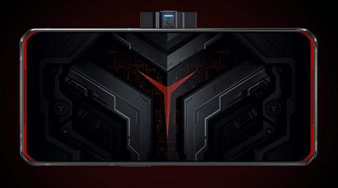 Lenovo's Legion gaming phone could have a pop-out side camera