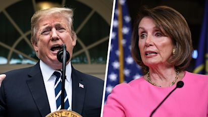 Pelosi urges 'an intervention' for Trump