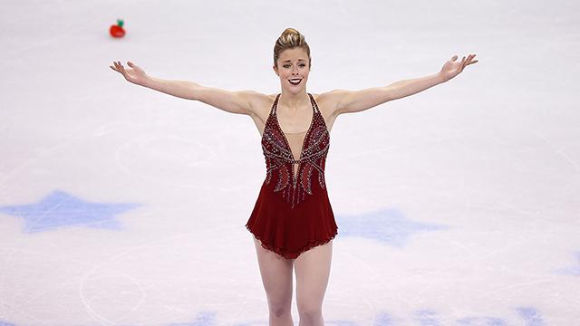Ashley Wagner turns tears into triumph