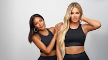 Olympic athletes, an MMA Champ, plus size models, and more stun in Khloé Kardashian's new fitness line
