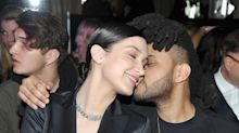 Bella Hadid and The Weeknd Were Kissing at Cannes