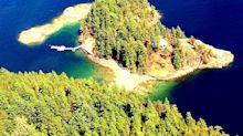 Checking in: Airbnb cottages on their own private Canadian islands