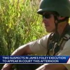 2 ISIS members charged in Foley's beheading
