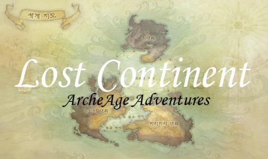 Lost Continent: Living a fisherman's life in ArcheAge