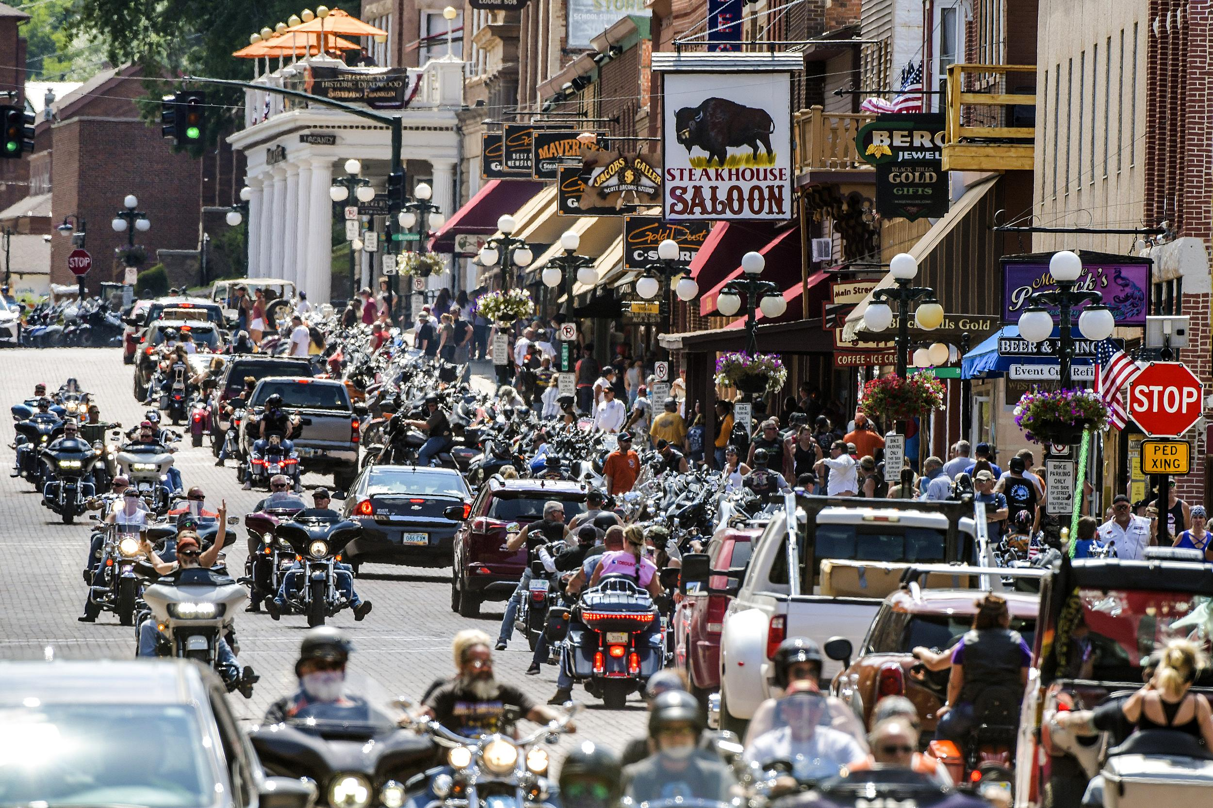 Sturgis rally linked to 15 Minnesota COVID-19 cases, including 1 hospitalization