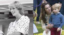 Herzogin Kate: Diese Kette ist eine Hommage an Prinzessin Diana