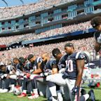 Steelers skip anthem, players kneel as NFL shows solidarity amid Trump criticism