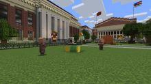 Estudiantes de EEUU regresan a sus campus… en Minecraft