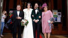 Manolo Royo se va de boda: el único hijo del humorista se ha casado en Madrid