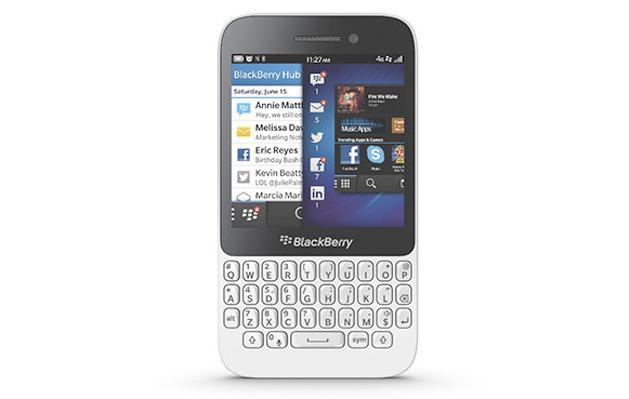 How would you change the BlackBerry Q5?