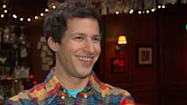 Andy Samberg On His Golden Globe Nomination: 'It's Very Surreal'