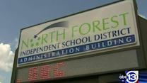 TEA official recommends closing North Forest ISD