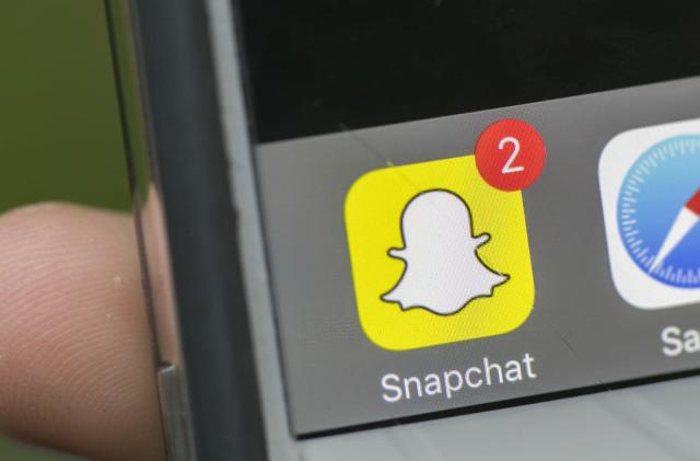 Snapchat update leaked some of its iOS app's source code