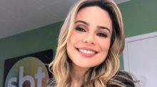"""Após demissão, Rachel Sheherazade se despede do SBT: """"Vou sentir muita falta"""""""