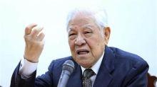 李登輝98歲辭世 黃創夏用16字總結一生