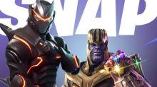 Fortnite developers explain bizarre new Avengers: Infinity War update