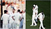 58 all out! Shambolic England overshadow Broad milestone