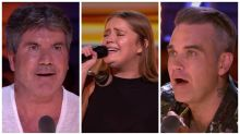 20-year-old brings X Factor judges to their feet with her incredible vocals