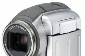 Panasonic unveils SDR-S150SD 3CCD SD camcorder