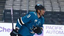 Sharks' Evander Kane denies gambling allegations