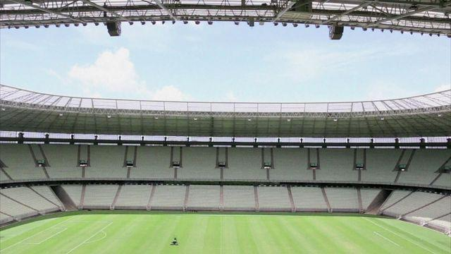 World Cup 2014 stadium guide: Estádio Castelao