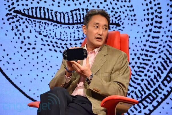 Kaz Hirai: Sony is 'in discussions with non-Sony companies' over PlayStation Suite