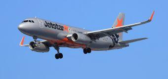 Jetstar flight diverted as cracks found in windshield