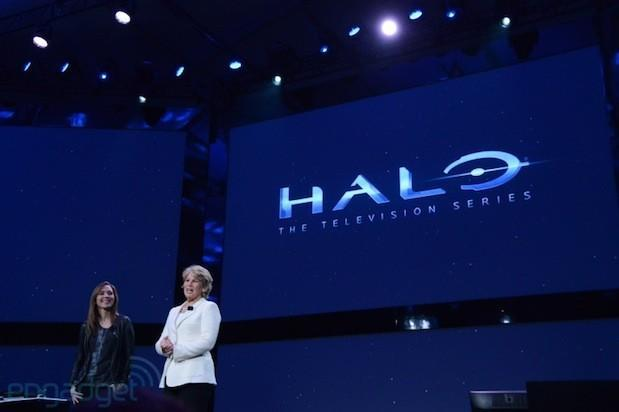 Microsoft announces Halo live-action TV series created by 343 Industries and Steven Spielberg