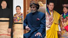 Introducing the 26 royal families of the world: From Britain to Bahrain to Bhutan
