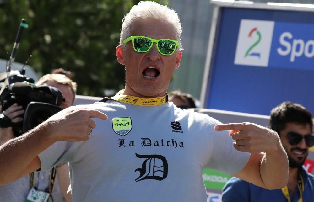 Oleg Tinkov s'en prend (encore) à Contador (et c'est très insultant)