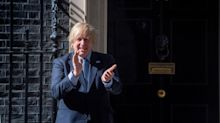 Boris Johnson Leads Nationwide Clap As Protesters Call To End 'Racial Disparity Within NHS'