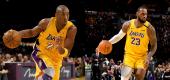 Kobe Bryant and LeBron James (Yahoo Entertainment)