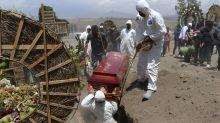 México es el tercer país con más muertes por COVID-19 y registra mayor aumento de casos en un día