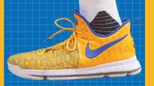 Why Kevin Durant's Shoes Keep Falling Off