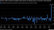 Retail Investors Pump Money Into Korean Stocks Like Never Before