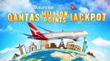 Qantas Million Points Jackpot