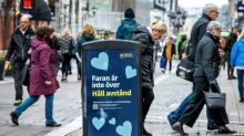 Sweden tells elderly to end isolation even as new virus cases rise