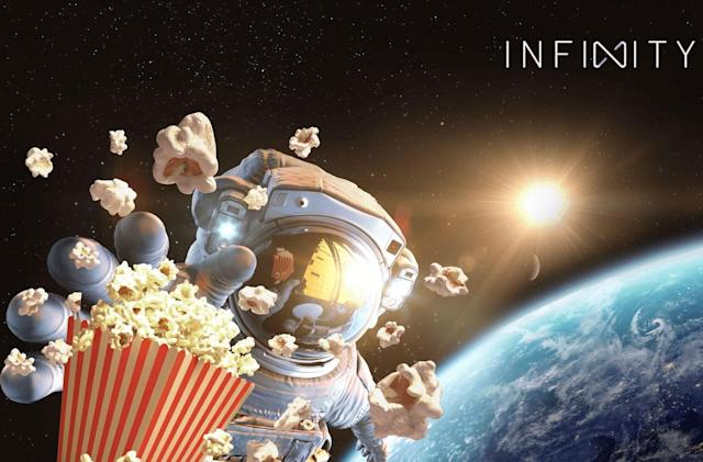 Infinity is the latest attempt at a movie ticket subscription