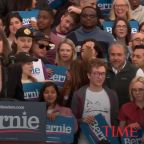 'It's Our Turn Now.' Marianne Williamson Endorses Bernie Sanders for President