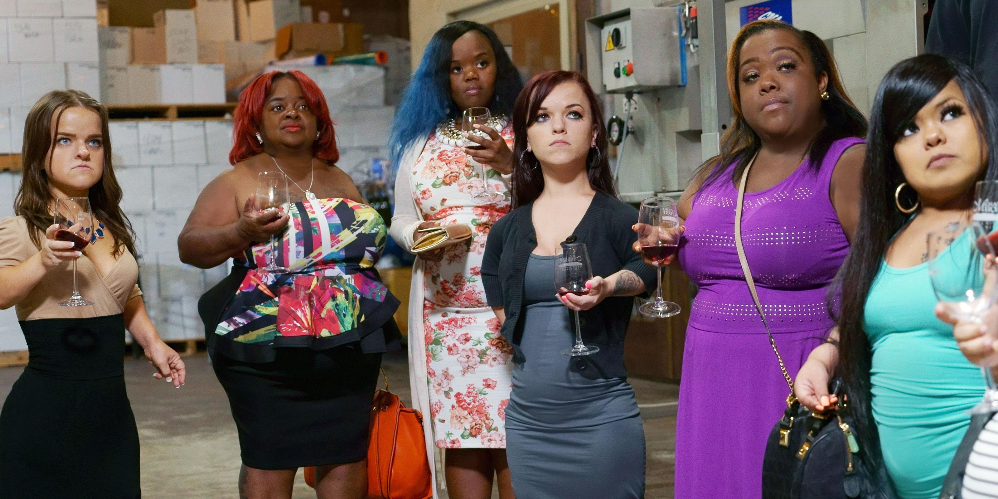 Melissa Hancock Of 39 Little Women Atlanta 39 Charged For Dui