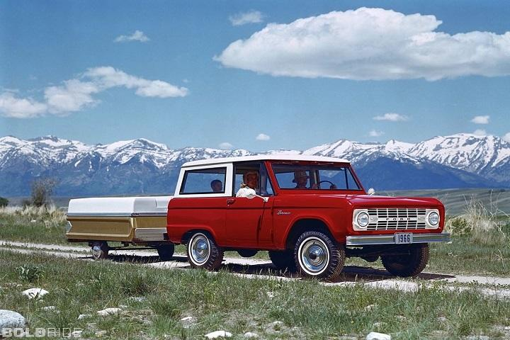 ford s first compact suv the 1966 bronco. Black Bedroom Furniture Sets. Home Design Ideas