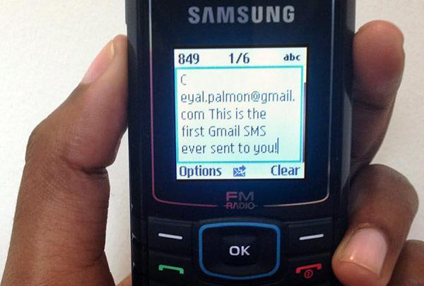 Google launches Gmail SMS for text-based email in Ghana, Nigeria and Kenya