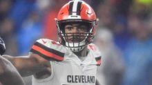 Browns renegotiate Olivier Vernon's contract