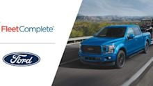 Fleet Complete Expands OEM Collaborations with Ford Data Services™