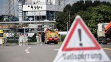 German blast death toll rises to five
